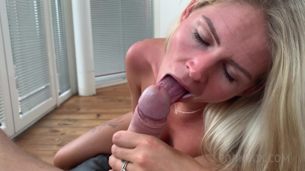 Sensual blowjob and cum play by Claudia Mac CM054