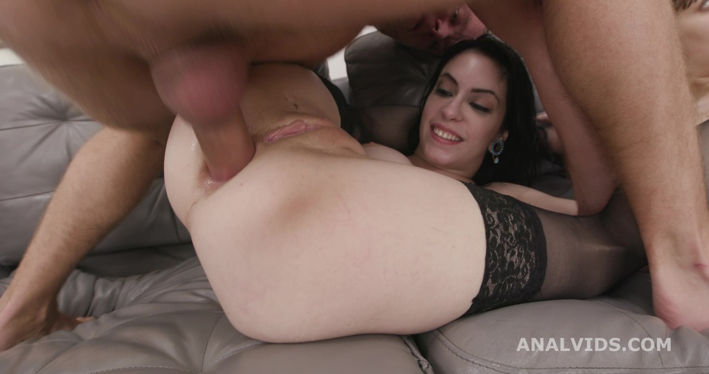 Gape Me!, Anna de Ville and Silvia Soprano, 6on2 Balls Deep Anal, Gapes, DAP, ATOGM, ButtRose GIO1686