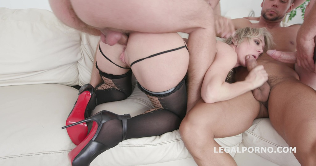 Double Anal Destruction – Dee Williams
