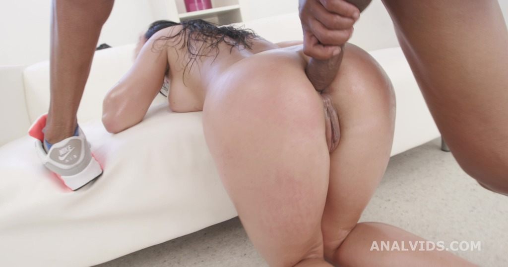 Lady Gang Vs Dylan Brown, Balls Deep Anal, Double cumshot GIO1537