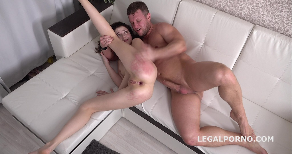 Mr. Anderson's Anal Casting with Sweet Hole, Balls Deep Anal, Gapes, Manhandle, Facial GL022