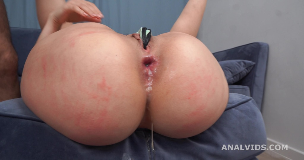 My first Anal for Felina with Balls Deep Anal, ATM, Cum in Mouth GL486