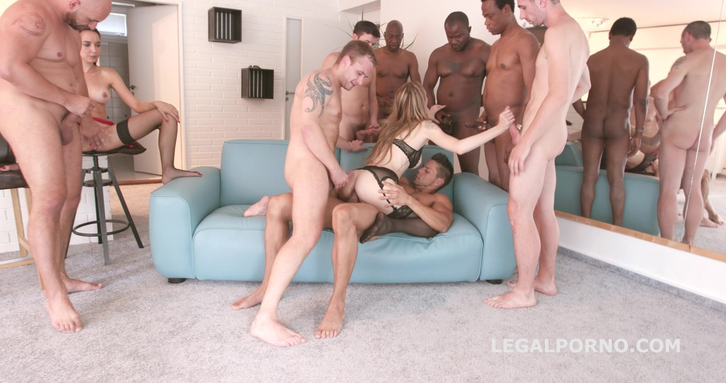 8on2 Belle Factor part #2 GANGBANG/ MULTIPLE FACIAL/ PARTY/ SWALLOW/ DROWNING GIO206