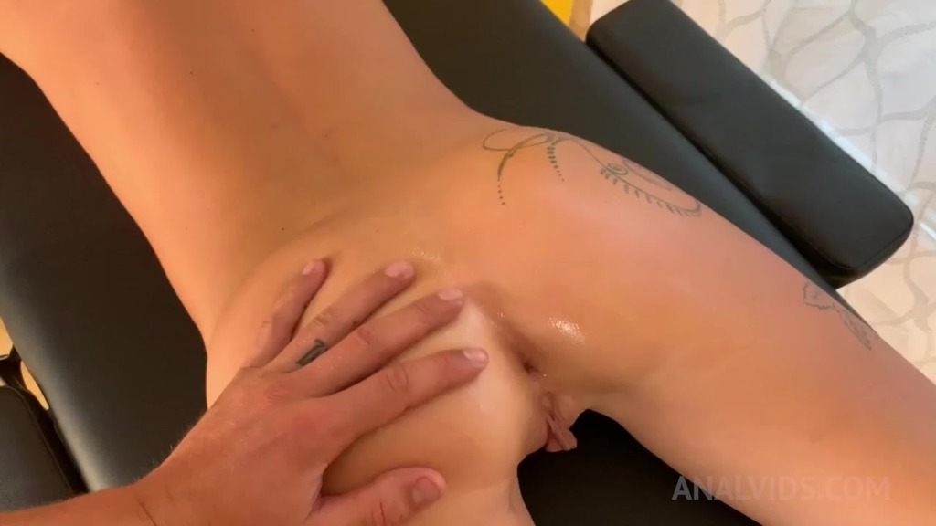 POV anal sex & vaginal creampie with Claudia Mac OTS243