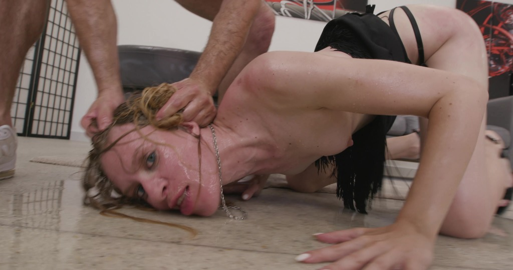 Nikki Ridlle is Unbreakable #1 Wet, 4on1, ATM, DAP, Gapes, ButtRose, Pee Drink, Creampie Swallow GIO1916