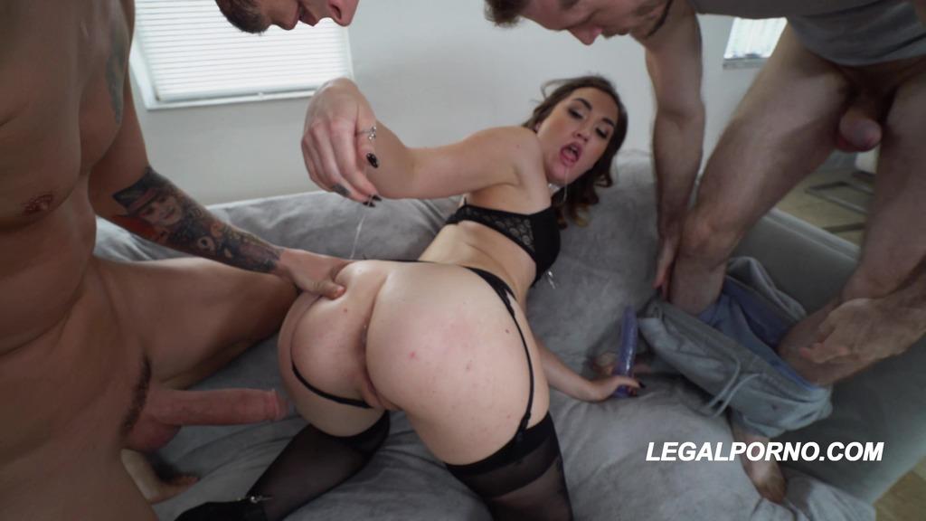 Kat Monroe 1st AIRTIGHT THIS GIRL IS NASTY AS FUCK!!!!!! Gapes / spit / slap / chokes AA027