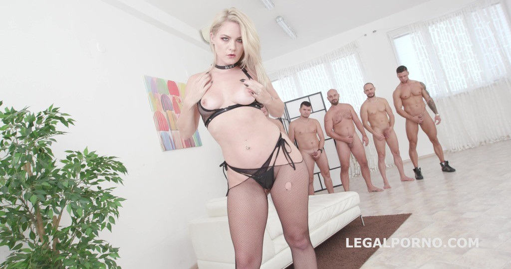 Monsters of Triple Anal – Lisey Sweet