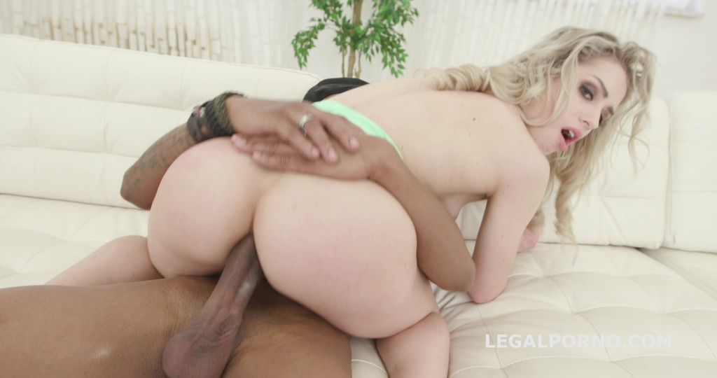 Hana Montana Welcomed to Porn with Balls Deep Interracial