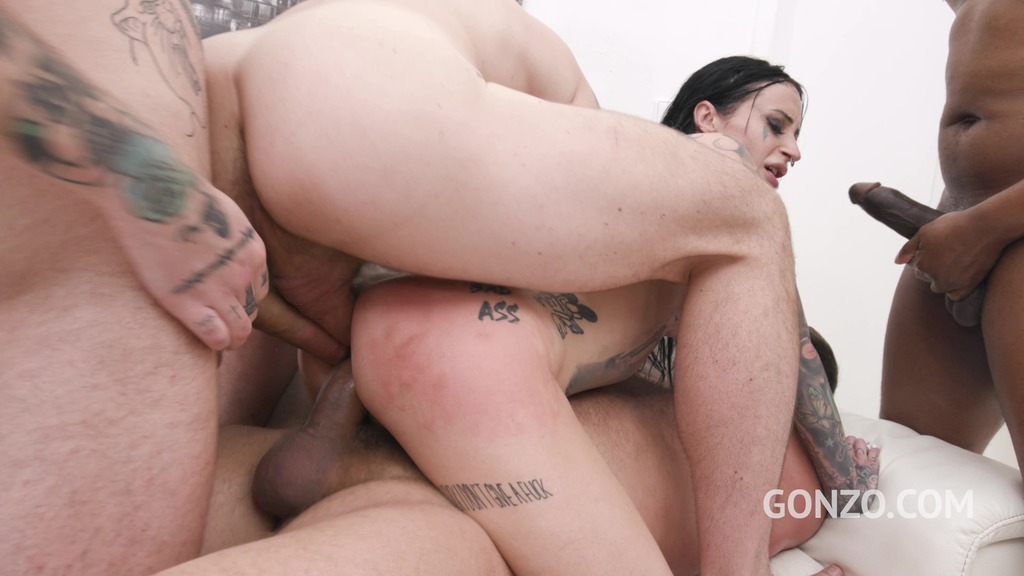 Sasha Beart ultimate no holes barred with DP, DAP, DVP, TP, TAP and Piss drinking SZ2674