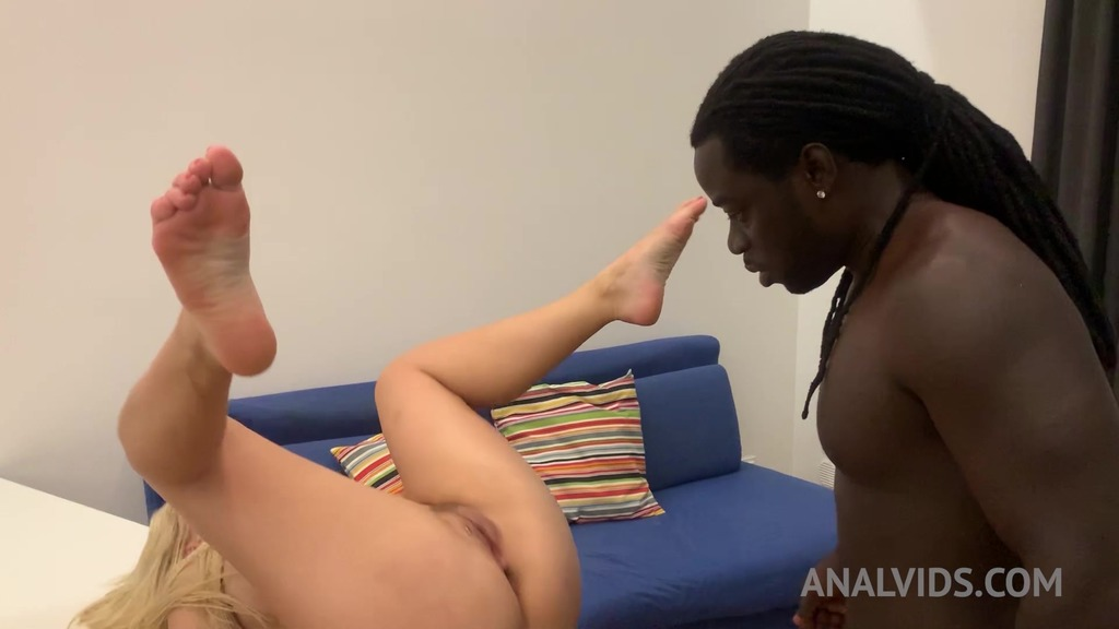 PAWG Angel Wicky gets deep anal penetration from BBC OTS032