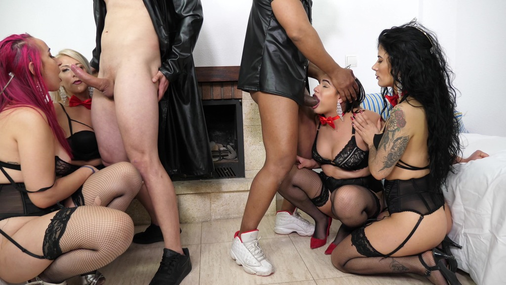 The rock star mimos orgy party part #1 MRS008