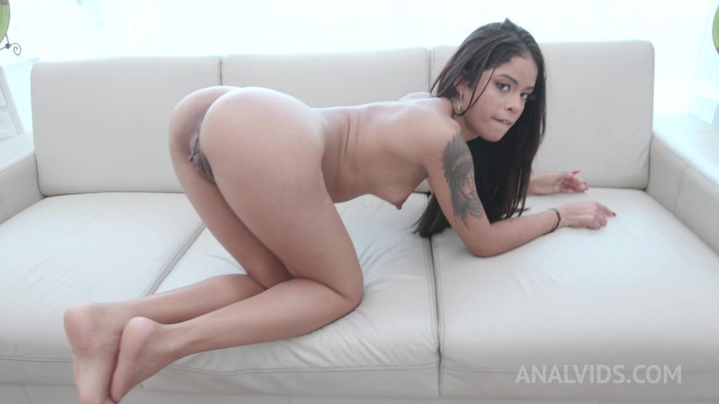 Only anal fucking and DAP for Natasha Rios (0% Pussy) YE141
