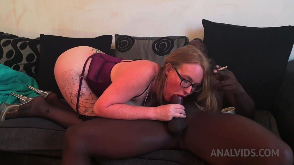 Antonio Black Vs Mackenzie Page hardcore anal fucking & fisting OTS327