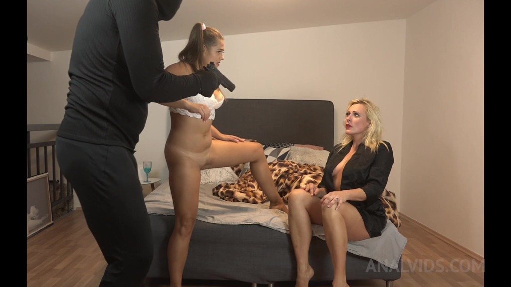 WARNING! Young step daughter forced to fist mother and then brutally assfucked! OTS682