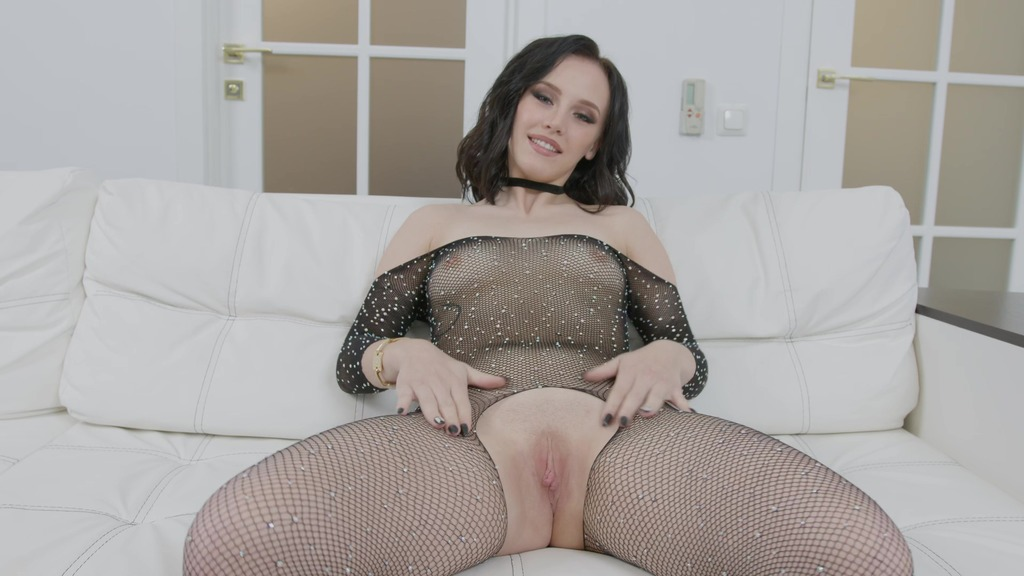 Anal Fucking Veronica Rich with Two Hard Dicks and Cum in Mouth MRA006