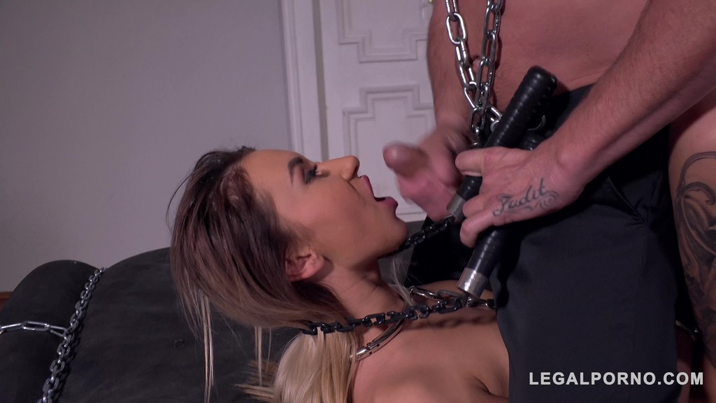 Rough Sex makes Katrin Tequila Scream and Cream