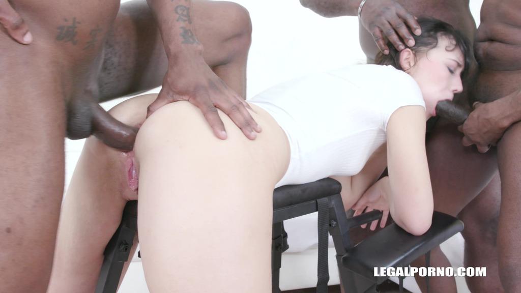 Anal sex with black bulls for Sandra Zee IV493